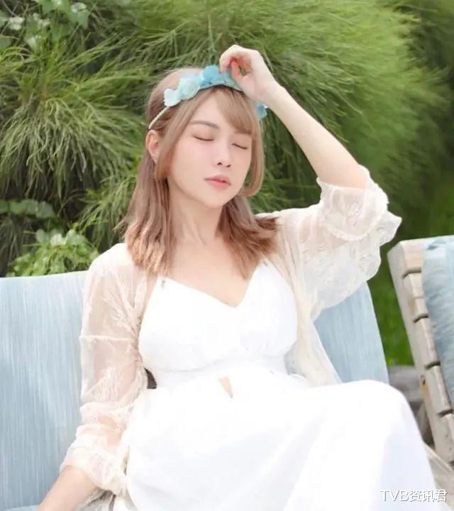 預產期將至!28歲香港知名女星曬照零孕味:大方透露今胎寶寶性別-圖3