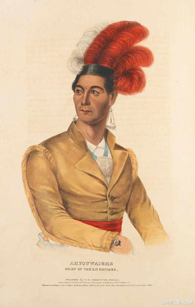 舊影拾記:19世紀,印第安人到華盛頓談判,美國畫傢給他們畫像-圖4