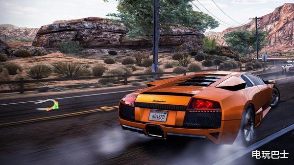 《極品飛車:熱力追蹤 高清版》公開 11月6日發售-圖4