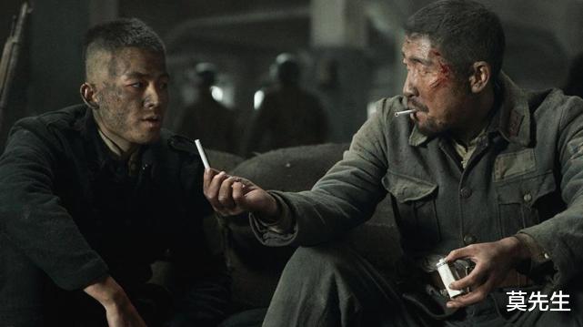 《八佰》豆瓣7.9分,張譯演活小人物老算盤,導演管虎被感動哭-圖4