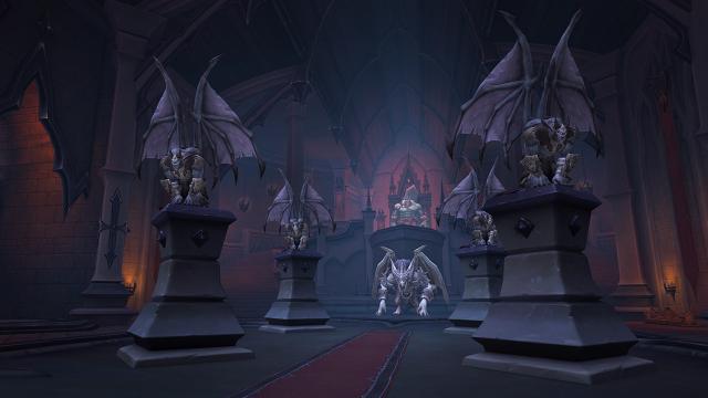 魔獸9.0前瞻:納斯利亞堡一號BOSS攻略,暗影中的鮮血獵手-圖5