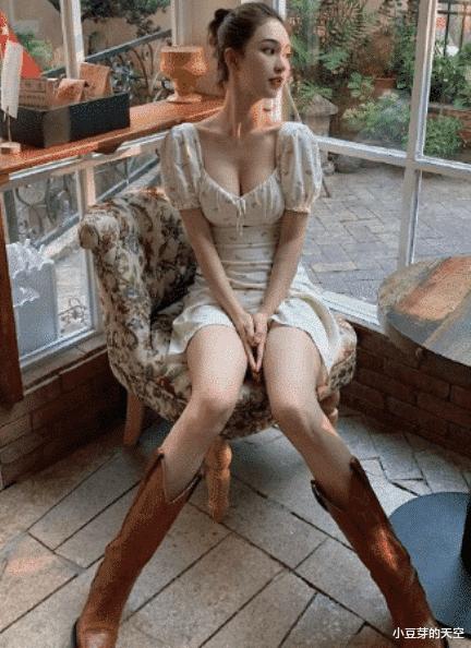 腿長美女也有煩惱,找對象是個大問題-圖2