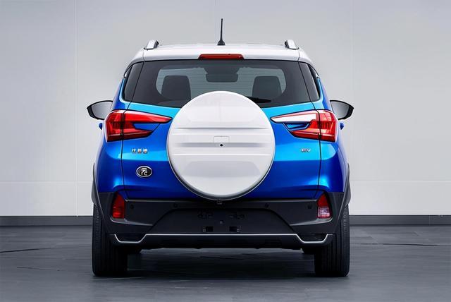 采用新設計語言,與漢EV外形一致的元EV,能大賣嗎?-圖4