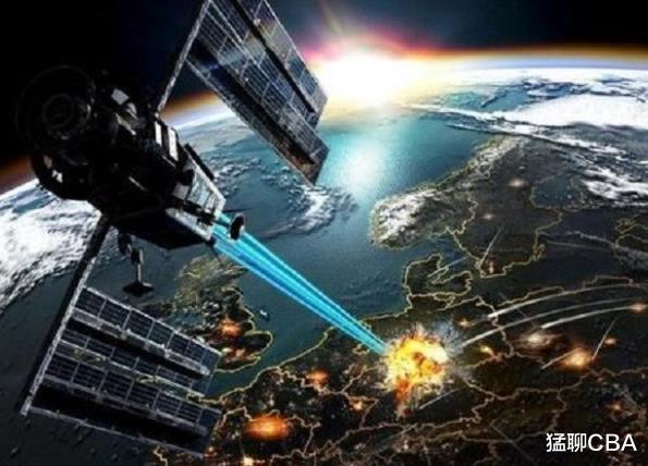 真正的威脅出現在大眾視野,全部衛星都已被鎖定,若開戰直接摧毀-圖5