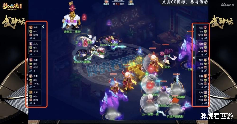 梦幻西游:神佑数据盘点,紫禁城多神16只宝宝,珍宝阁大蛇神6次插图