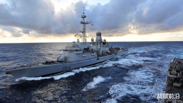 海峽內爆發激烈對峙,大批艦機尾隨東方艦隊,白宮:敢阻攔就開火-圖2