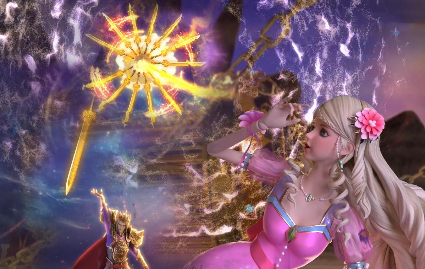 葉羅麗:靈公主從出現開始,一直被挨打從沒停止過,成為最慘角色-圖2