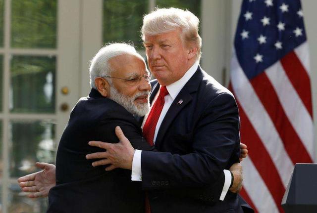 繼巴西和英國領導人感染後,特朗普也中招,印度總理莫迪開始慌瞭-圖5