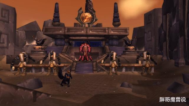 魔獸世界懷舊服:國服玩傢過早進入安其拉,開荒過程中被暴雪強制回檔-圖6