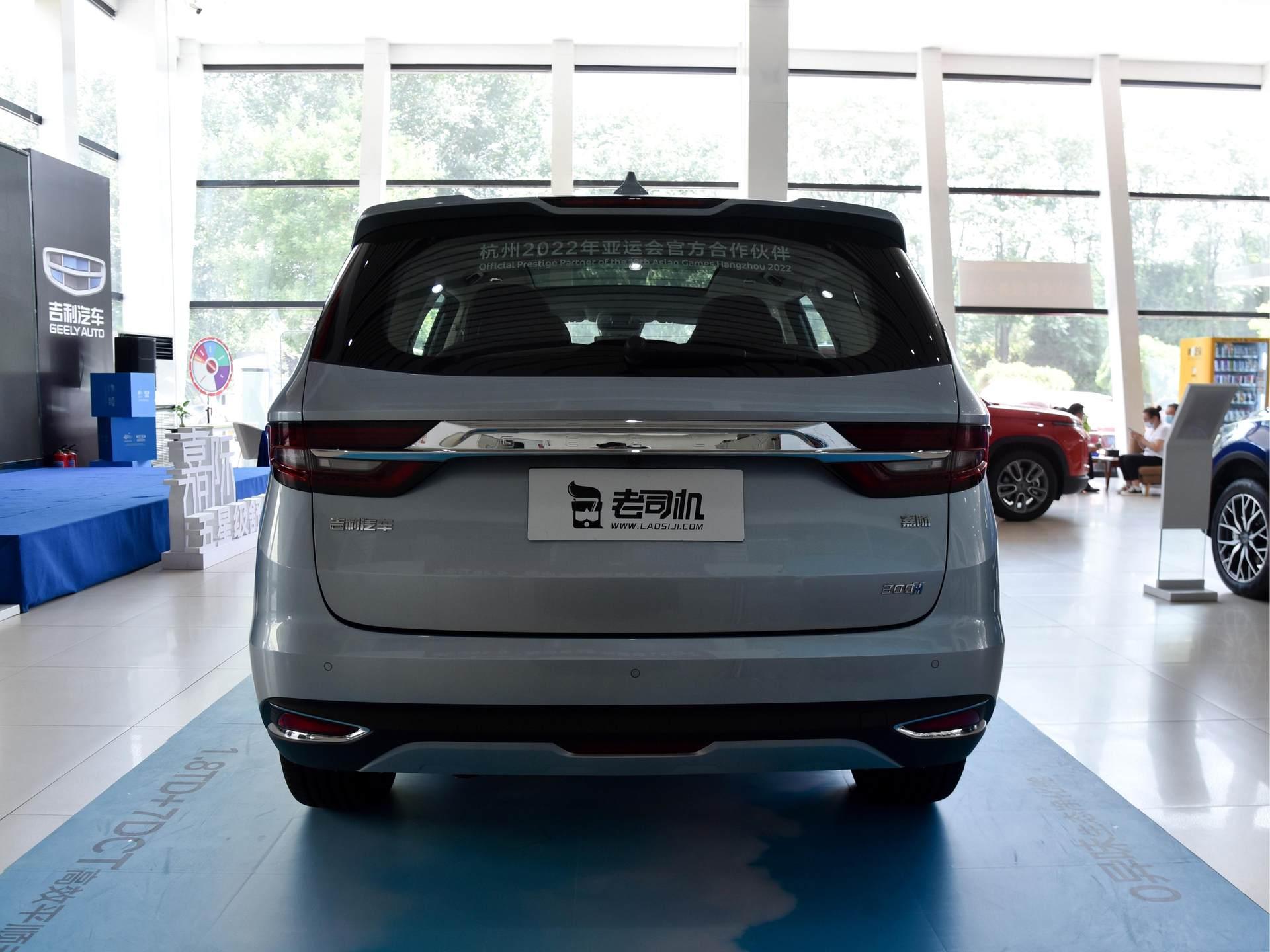吉利造出成功MPV,頂配15萬配1.8T,軸距2805mm,四輪獨懸舒適佳-圖4