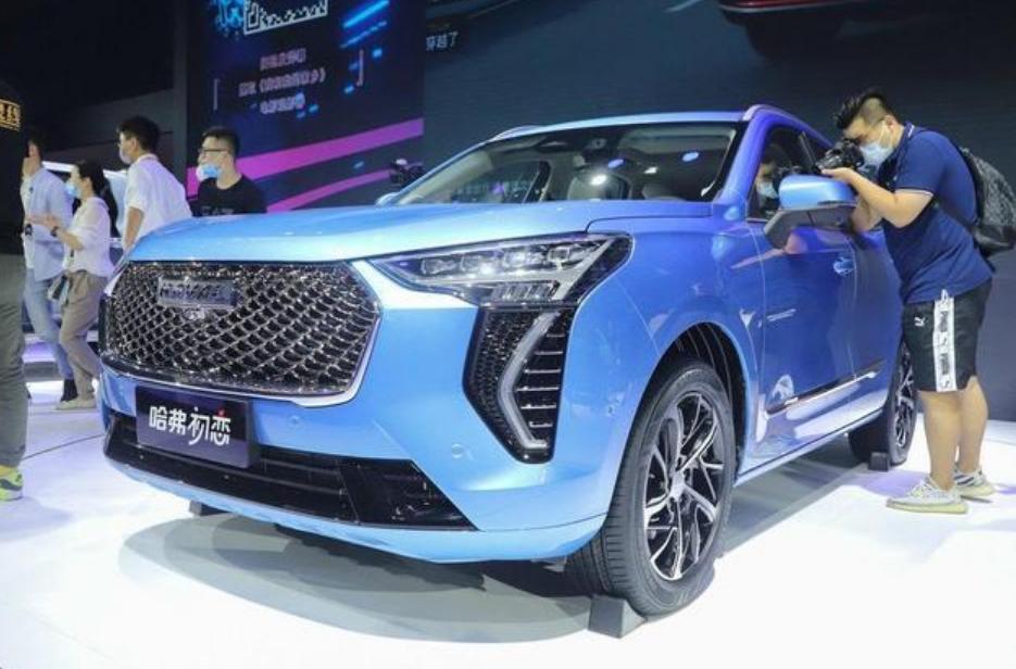 """北京車展亮相的三款親民車型,有一款讓人想起""""初戀""""-圖8"""