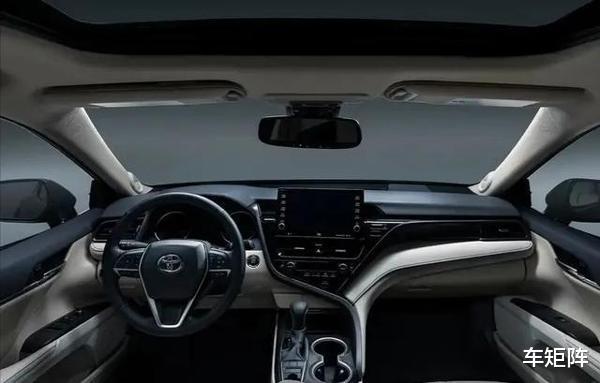 """豐田B級""""標桿""""海外煥新,TNGA架構,3.5L V6+懸浮式大屏,真香-圖5"""