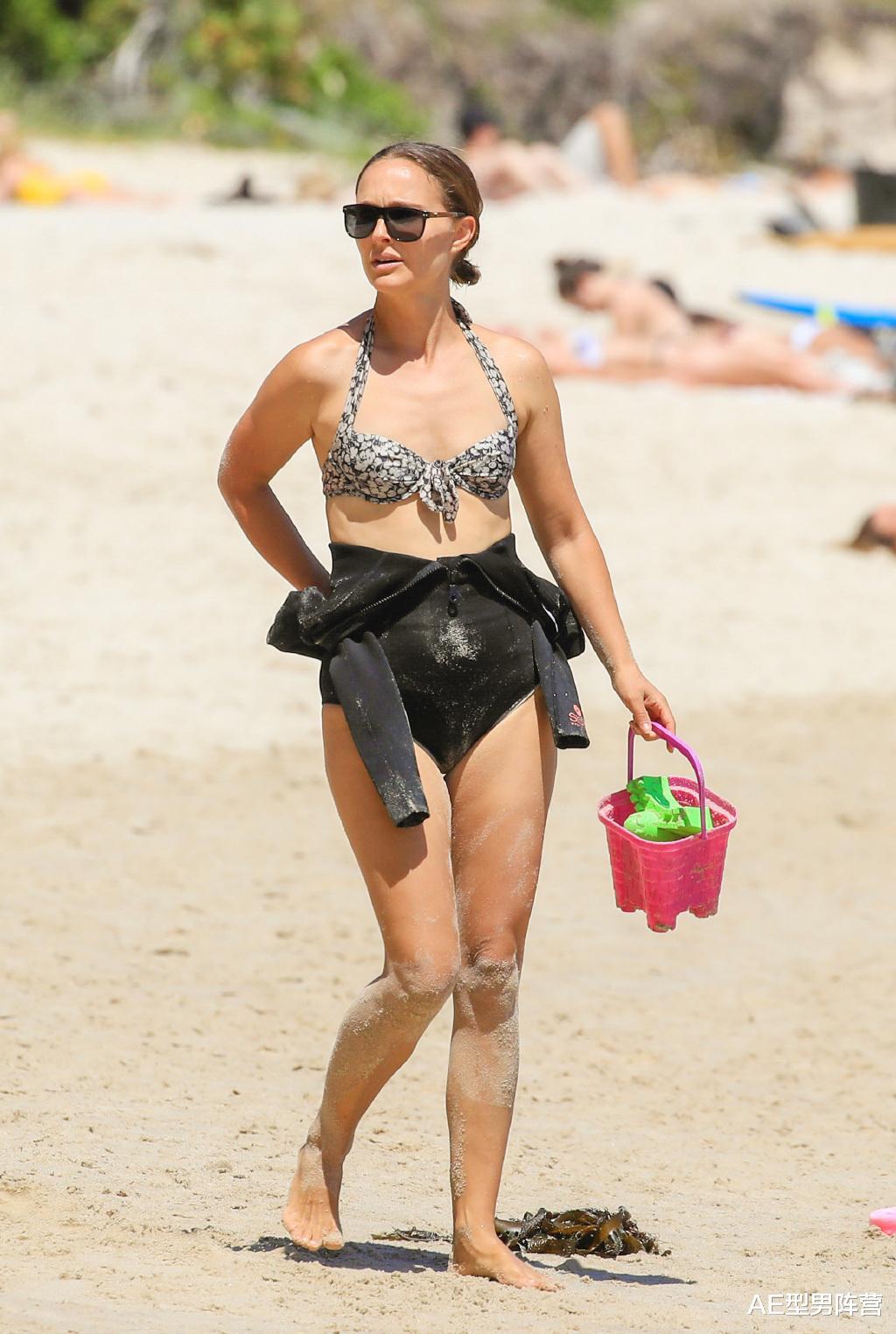 39歲娜塔莉·波特曼到達澳洲開拍《雷神4》!女雷神身材,依舊搶眼-圖5