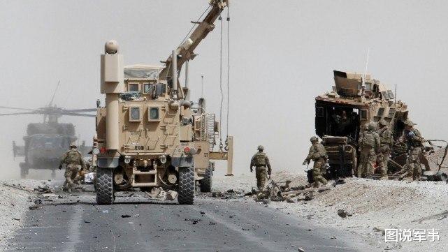 大批塔利班下山猛攻,美軍傷亡激增,美:幕後黑手是美國心腹大患-圖2