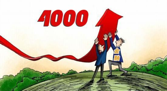 中國股市,後面有可能突破4000點嗎?-圖2