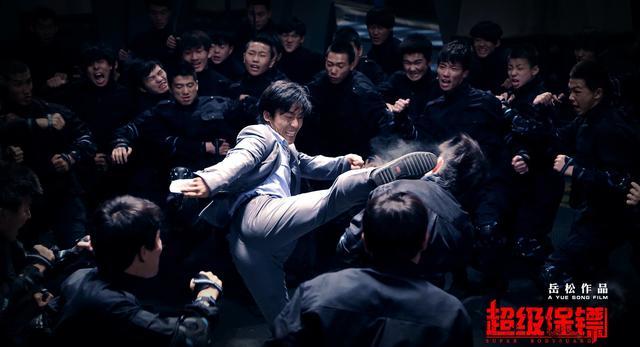 功夫新星立志要將華語動作片發揚光大,4部電影仍未出名,他還能行嗎?-圖7
