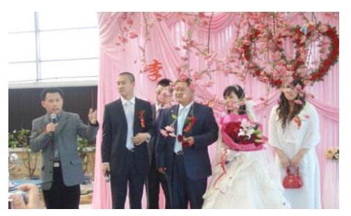 德雲社成員婚禮伴郎團,燒餅的牌面最大,李雲傑的最讓人感慨-圖4