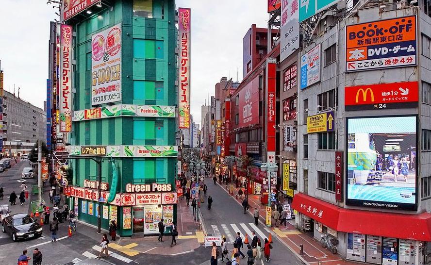 亞洲第一金融中心,金融地位遠超香港,其經濟總量足以超90%國傢-圖5