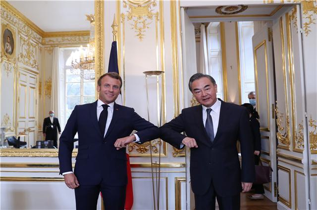 王毅訪問歐洲還未結束,又有3國發出誠摯邀請,大國擔當比贏美國-圖3