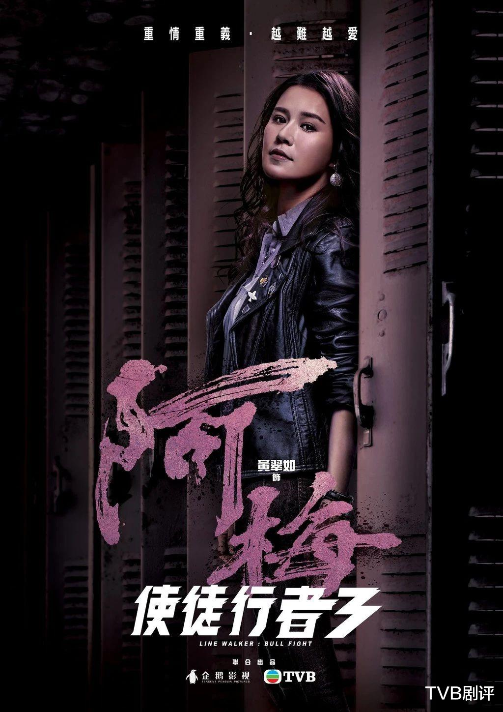 《使徒行者3》騰訊比TVB提前一個月開播,14個主要角色誰最有希望爆紅?-圖5
