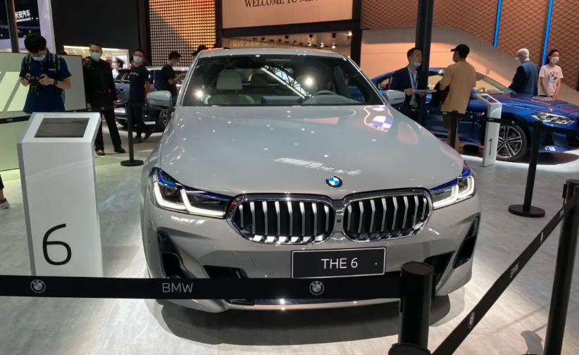 新BMW 6系GT上市,實車58.39萬起,搭載2.0T+48V輕混-圖3