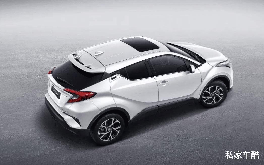 TNGA架構加持,披著SUV外表的廣汽豐田C-HR-圖3