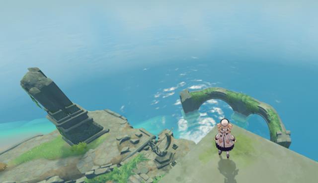 八仙過海各顯神通?這一幕在《原神》遊戲裡被玩傢演繹出來瞭-圖2
