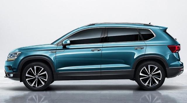 大眾全新SUV於10月13日首發 或定位於緊湊型-圖3
