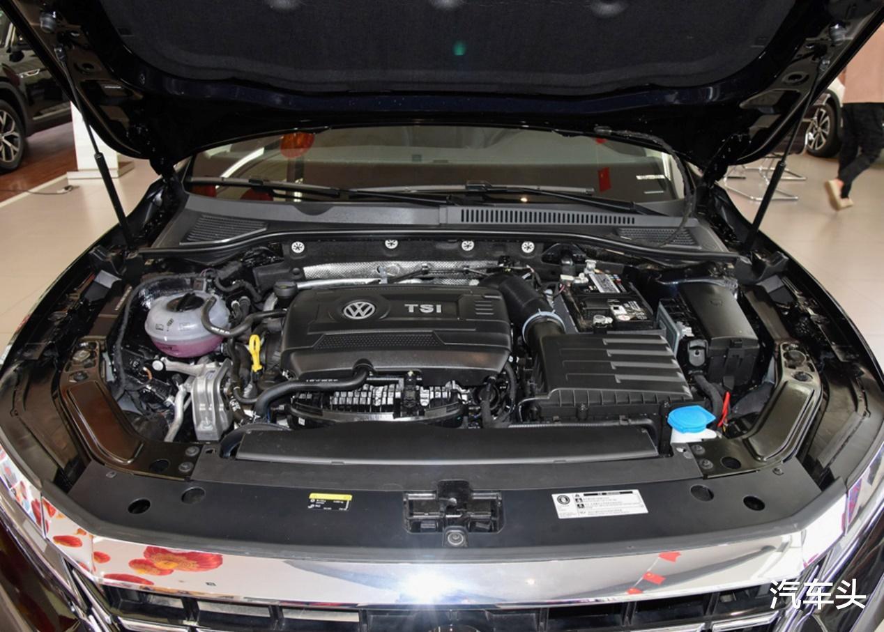 備受爭議的新款帕薩特價格堅挺,18.59-28.29萬,銷量回升中-圖9