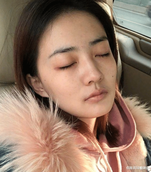 What does Xu Lu self look like? After seeing her bare