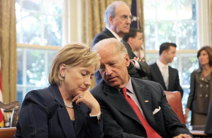 """以牙還牙?這回輪到希拉裡向白宮""""攤牌""""瞭,美總統或笑不出來瞭-圖5"""