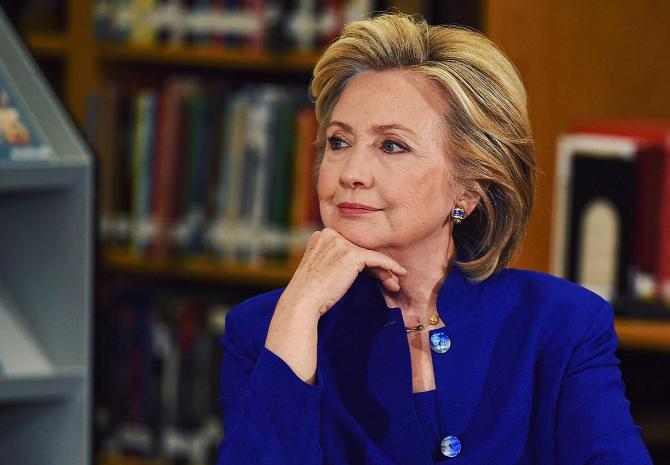 """以牙還牙?這回輪到希拉裡向白宮""""攤牌""""瞭,美總統或笑不出來瞭-圖3"""