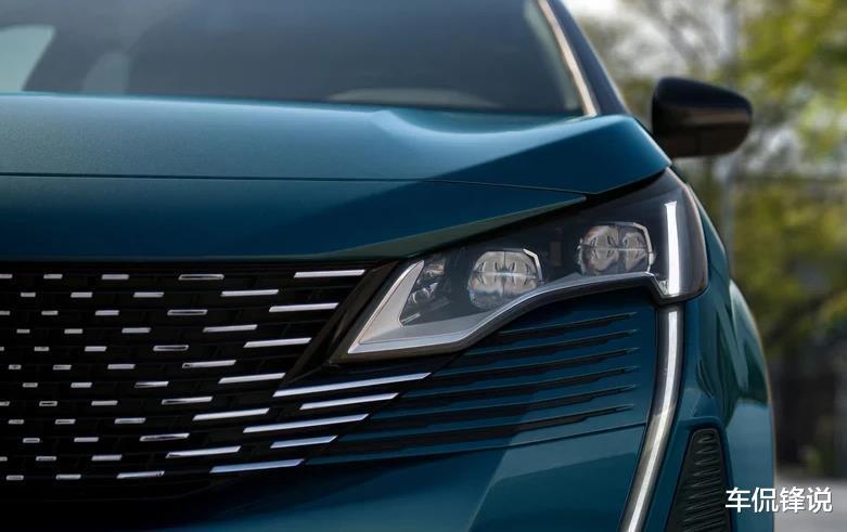標致不願放棄中國市場,王牌車型官圖發佈,211PS+8AT加持-圖3