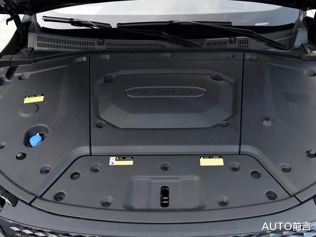 20萬以下純電SUV新勢力 外觀高顏值 智能配置齊全續航無憂-圖8
