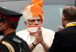 抄襲?莫迪給印度十多億人大驚喜:健康碼,將助我們徹底控制新冠…-圖2
