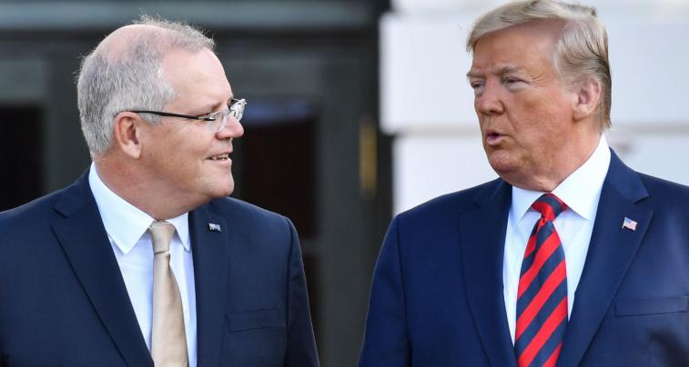 特朗普呼吸困難,澳衛生廳長發文嘲諷,大批美國人欲移民澳洲-圖5