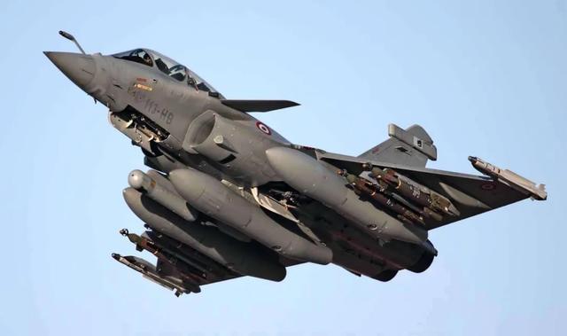 10月8日,印度5架陣風全部出擊!莫迪向軍方下令:這是最重要任務-圖6