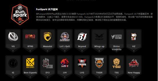 CSGO虎牙亚洲区:IG和VG被爆冷,14日决赛险些没中国队插图3