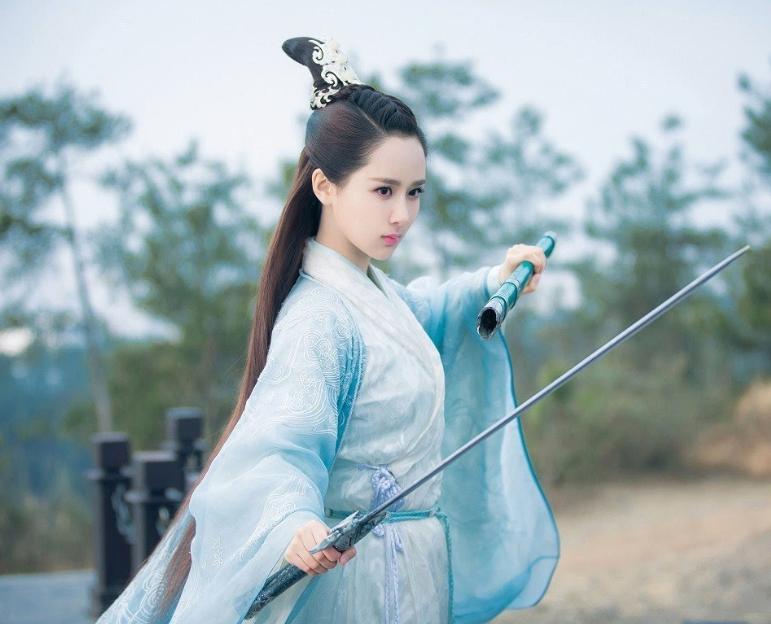 """楊紫攜古裝劇《柔福》來瞭?飾演亡國公主,""""扮相""""引網友熱議-圖8"""