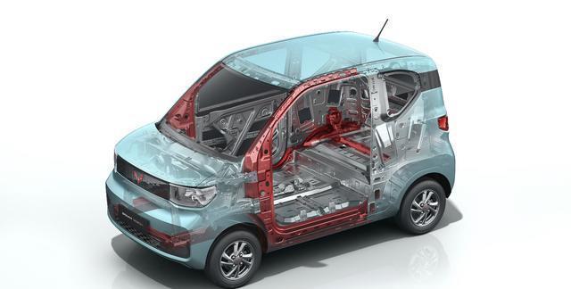 兩門4座的小車,3萬不到,還是電動車,好開又靈活-圖2