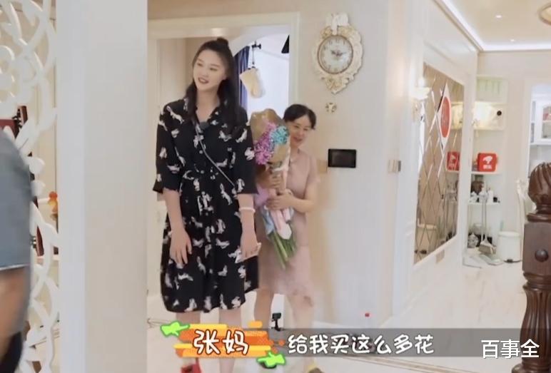 張媽喜歡惠若琪,得知她已婚後笑容凝固瞭,網友:張繼科配不上惠-圖4