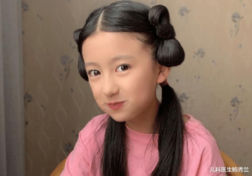 王一博想讓她當女兒,天天化妝上鏡,如今11歲的素顏卻難掩法令紋-圖3