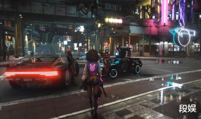 星际争霸2对战视频_当《GTA5》与《赛博朋克2077》发生碰撞会怎样?未来科技世界!