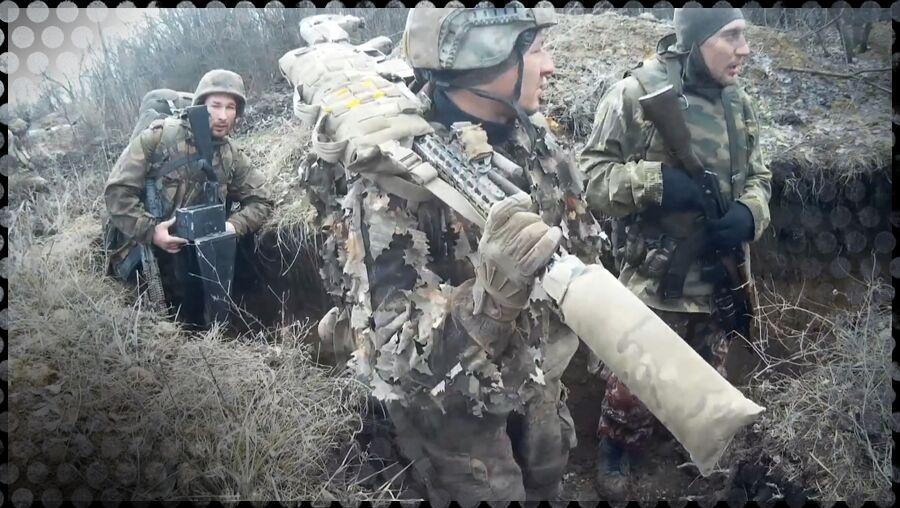 俄羅斯部隊在烏克蘭使用英國制造的狙擊步槍,但是英國從未出售過給俄羅斯-圖7