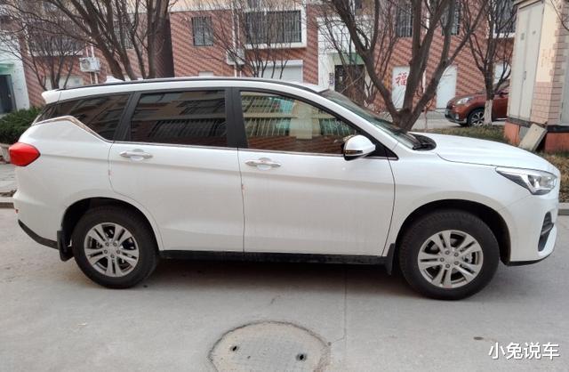 哈弗又一款良心SUV,6.6萬元配4輪獨懸,還是四缸帶T-圖2