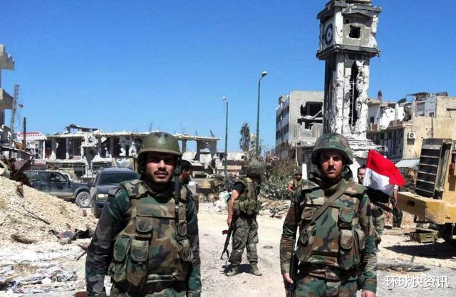 敘利亞政府軍突然跟伊朗民兵開戰!外媒:為瞭搶同一塊油田-圖3