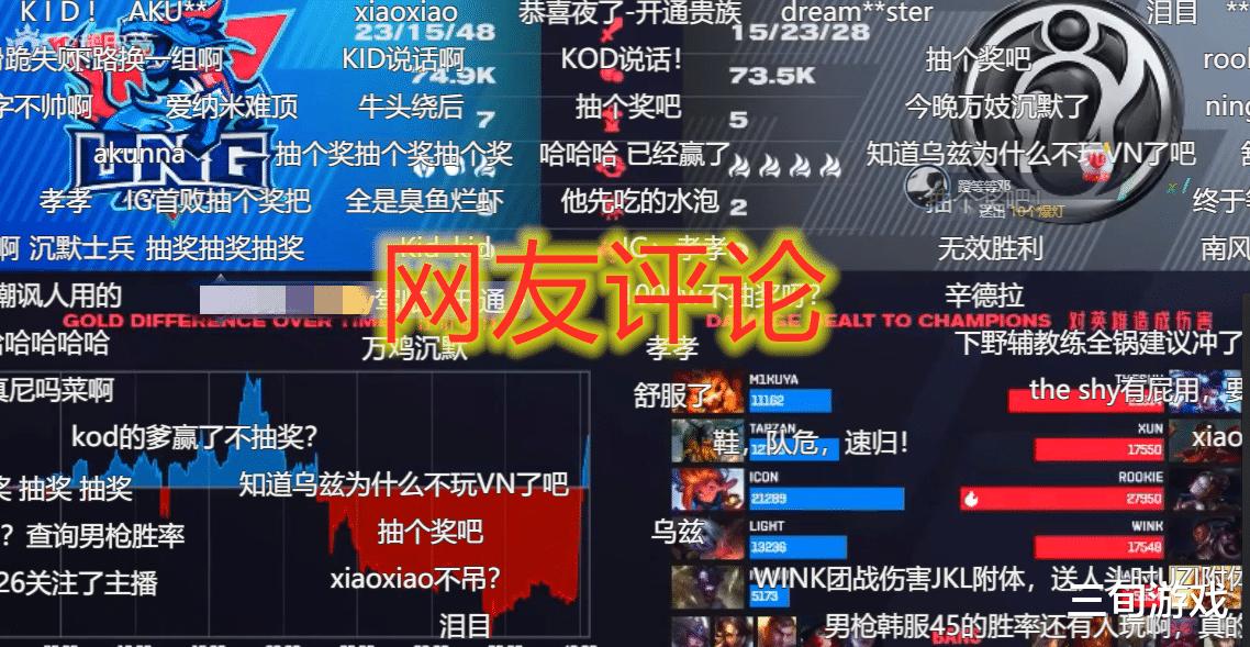 IG惨败LNG,网友矛头直指下路,德云色仗义执言维护宝蓝!