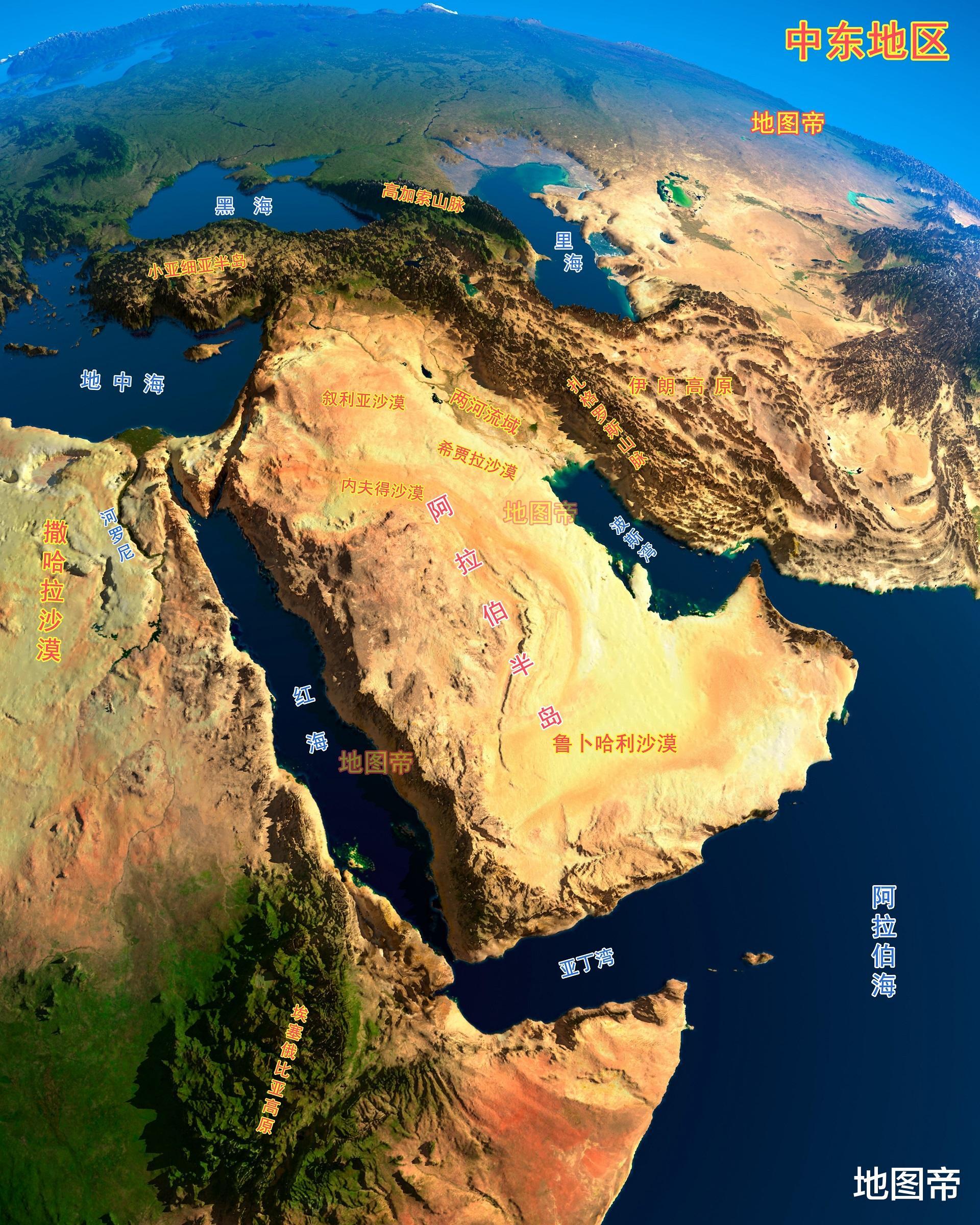 沙特曾經是糧食出口國?課本知識限制瞭我的想象力-圖3