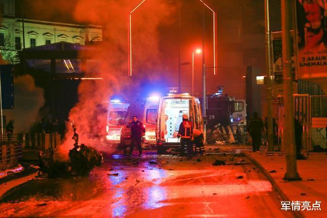 土耳其遭遇報復,軍事基地和城市同遭襲,雇傭兵也遭俄猛烈轟炸-圖5