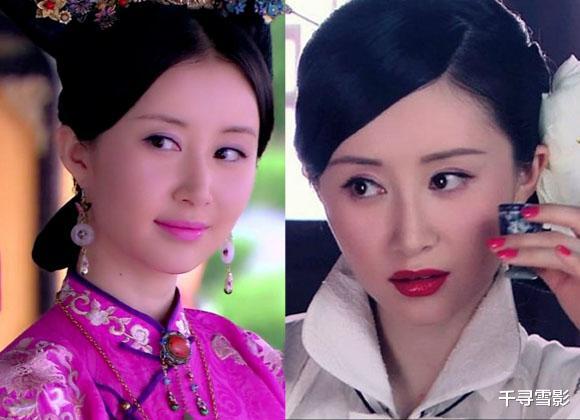 古裝劇裡的那些孿生姐妹,相同的容貌不同的裝扮和氣質,誰更勝一籌?-圖2